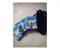 PS4 500go + 4 games used