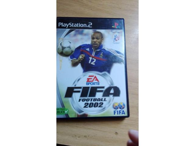 Play Ps2: fifa football 2002 opportunity